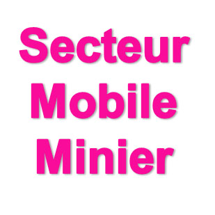 Mining mobile sector